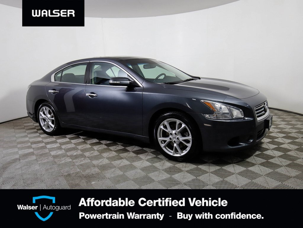 Pre-Owned 2012 Nissan Maxima