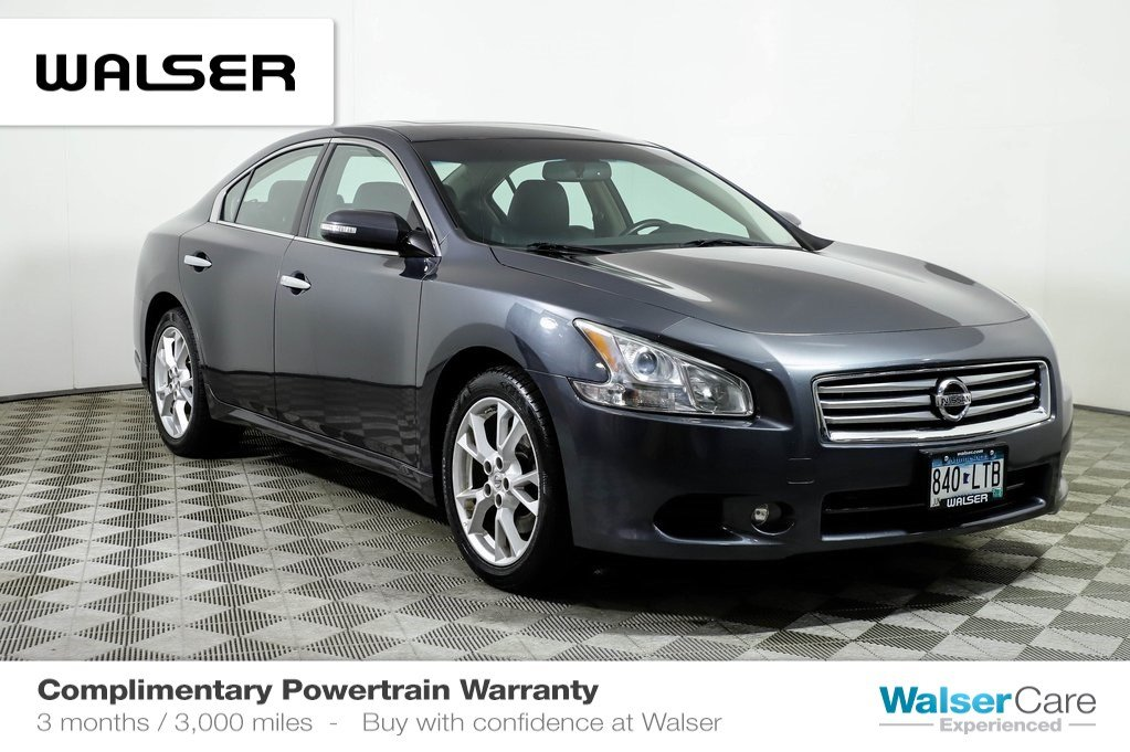 Pre-Owned 2013 Nissan Maxima 3.5 SV V6