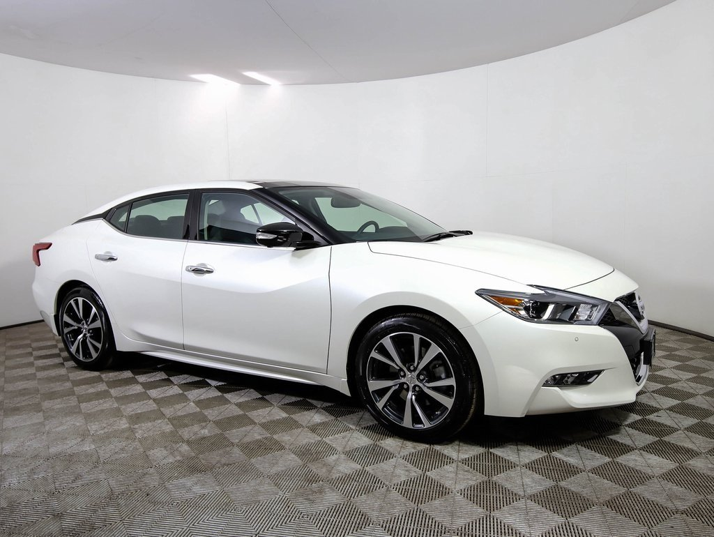 Certified Pre Owned 2017 Nissan Maxima Platinum 3 5l