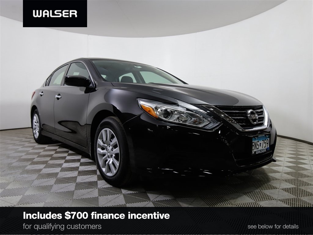 Certified Pre-Owned 2018 Nissan Altima 2.5 S CONV