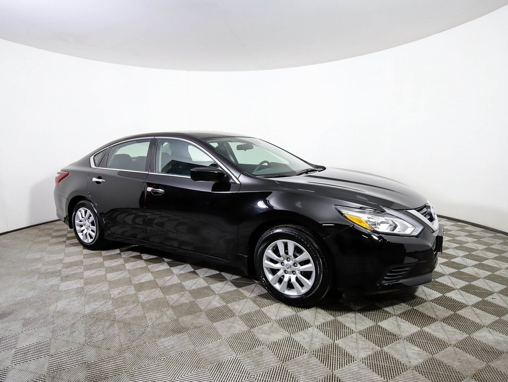 Certified Pre-Owned 2018 Nissan Altima 2.5S