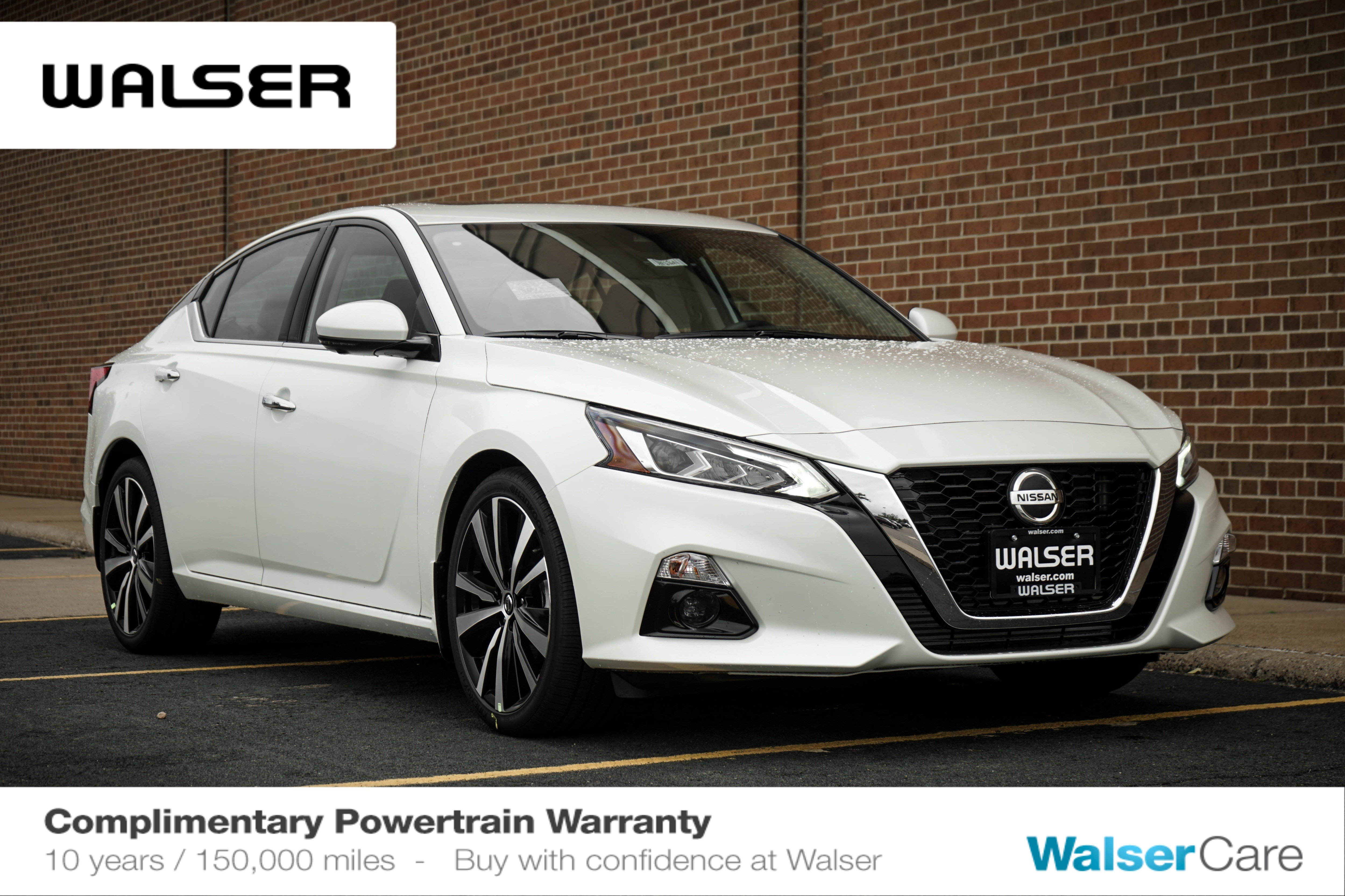 New 2020 Nissan Altima 2.0T PLATINUM