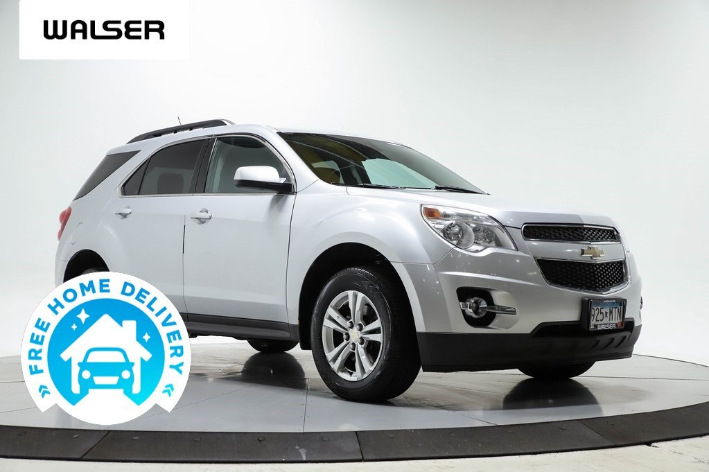 Pre-Owned 2012 Chevrolet Equinox 2LT AWD
