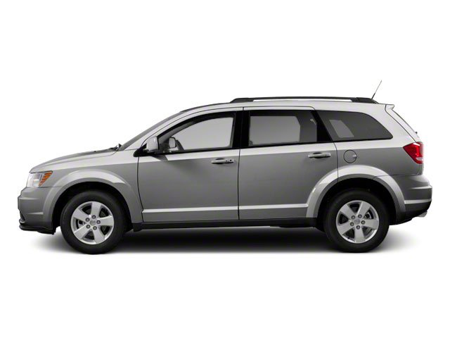 Pre-Owned 2012 Dodge Journey CREW AWD V6 3RDROW