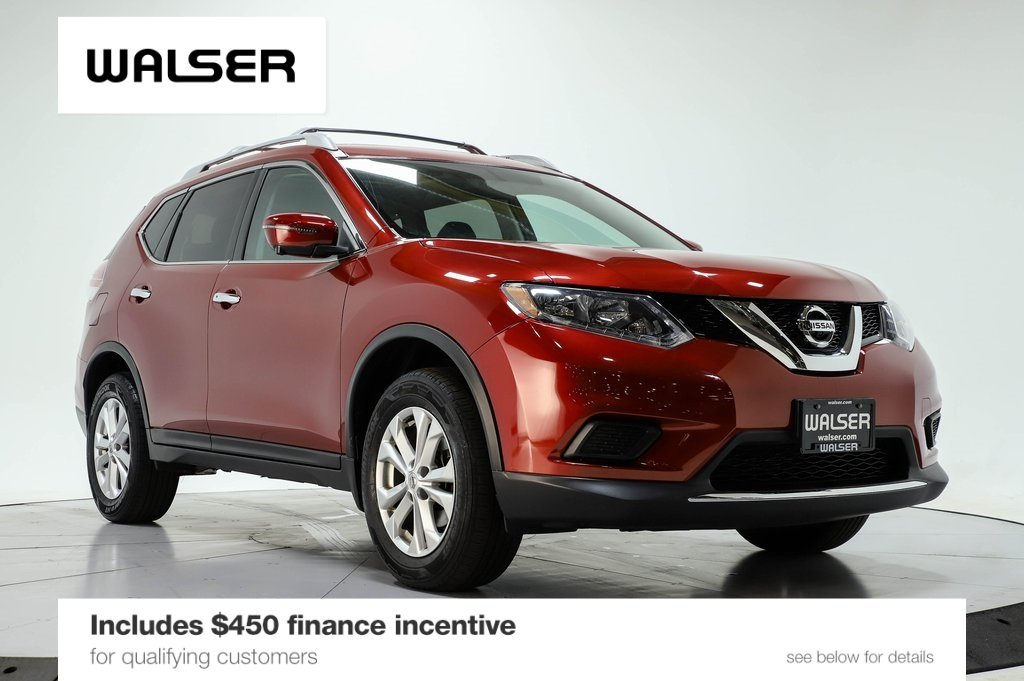 Certified Pre-Owned 2016 Nissan Rogue SV AWD PREMIUM