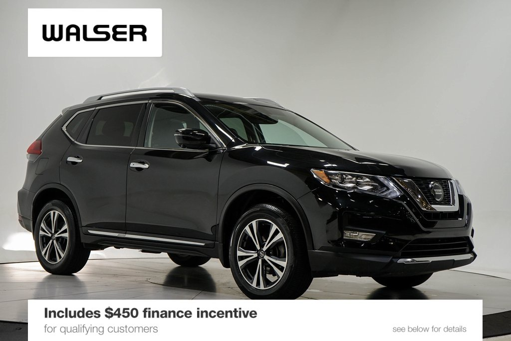 Certified Pre-Owned 2018 Nissan Rogue SL PREM NAV PANORF