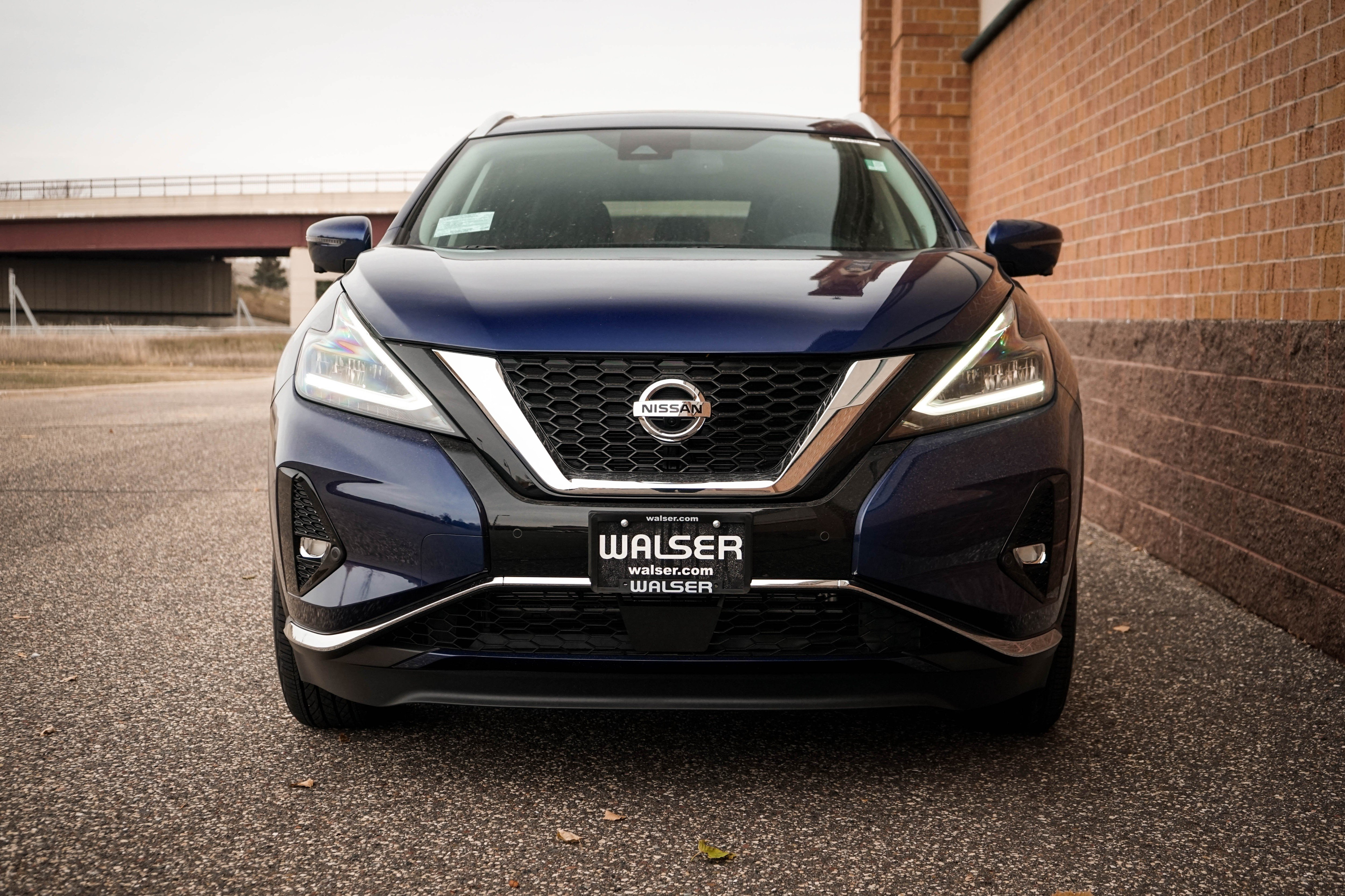 New 2020 Nissan Murano SL MOONROOF PKG With Navigation & AWD