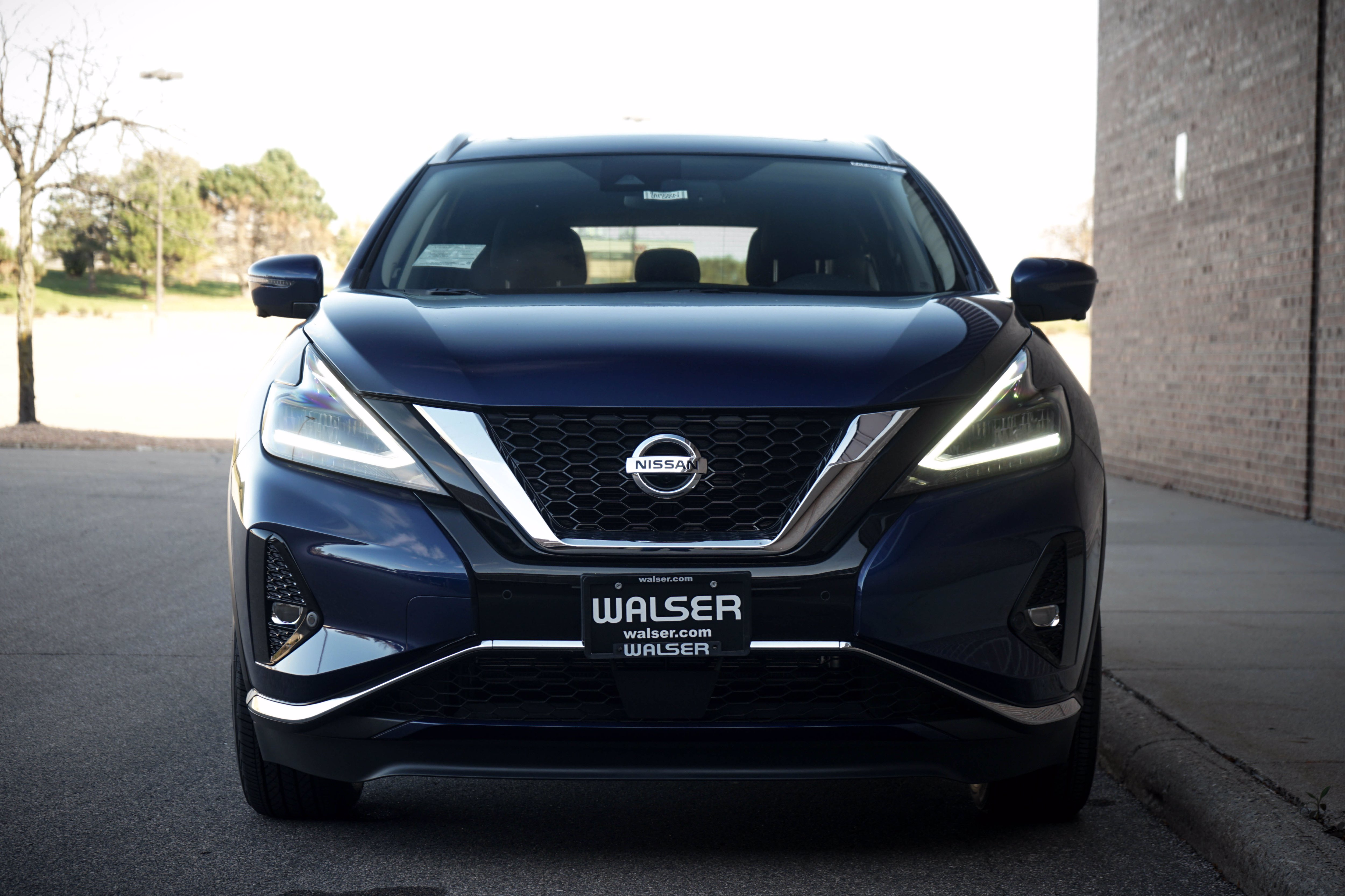 New 2020 Nissan Murano PLATINUM AWD With Navigation