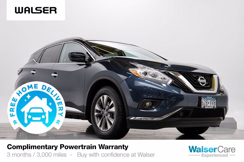 Pre-Owned 2016 Nissan Murano SL TECHNOLOGY AWD