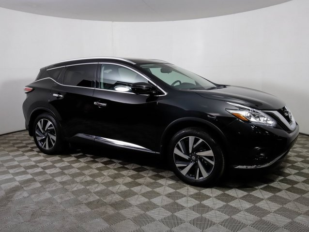 Certified Pre-Owned 2017 Nissan Murano PLTNM NAV PANORF