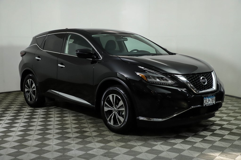 Certified Pre-Owned 2019 Nissan Murano S AWD