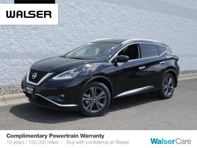 New 2019 Nissan Murano PLATINUM AWD With Navigation