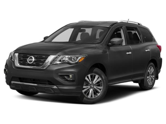 New 2020 Nissan Pathfinder SV 4X4 Rock Creek Edition