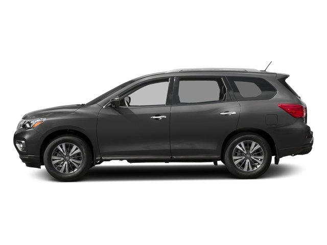 Pre-Owned 2017 Nissan Pathfinder SV 4WD HTDSTS TOW