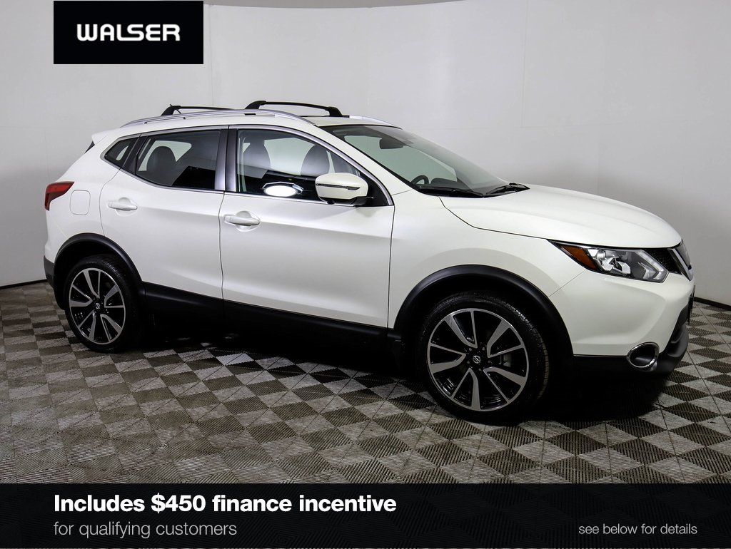 Certified Pre-Owned 2017 Nissan Rogue Sport SL AWD w/ Premium & Platinum Pkg