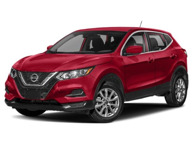 New 2020 Nissan Rogue Sport SV ALL WEATHER PKG
