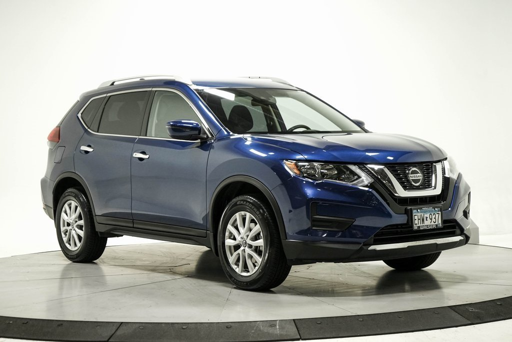 Certified Pre-Owned 2020 Nissan Rogue SV AWD