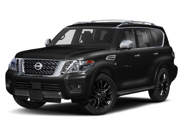 New 2020 Nissan Armada PLATINUM 4X4 With Navigation