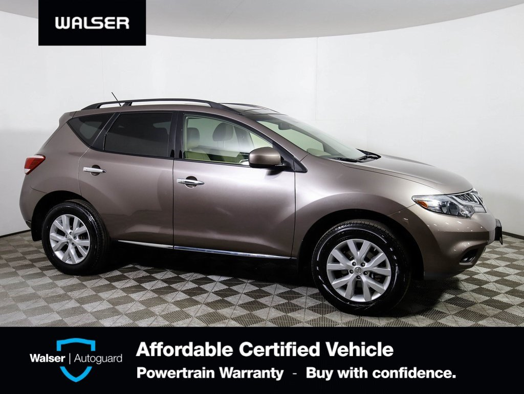Pre-Owned 2012 Nissan Murano SL w/ Navigation Package