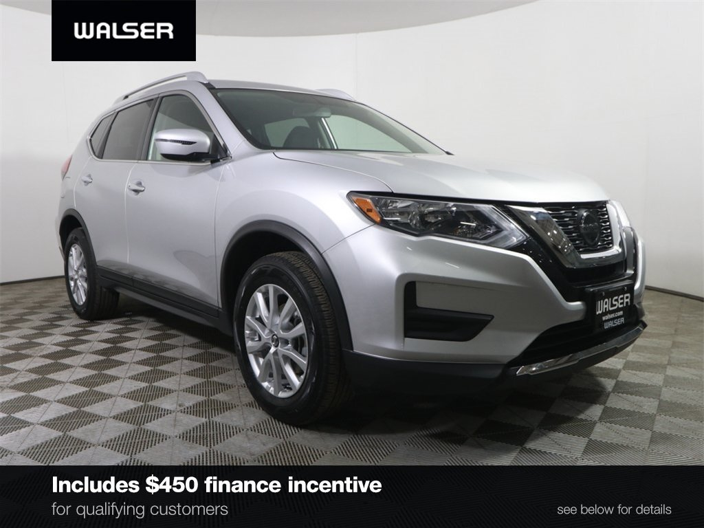 Certified Pre Owned 2018 Nissan Rogue Sv