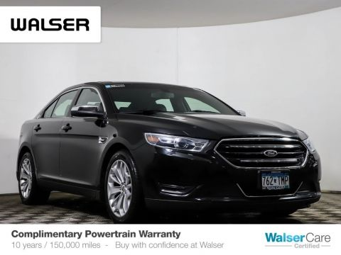 Pre-Owned 2015 Ford Taurus