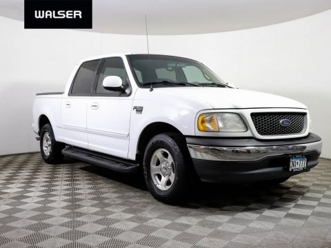 Pre-Owned 2001 Ford F-150 SuperCrew