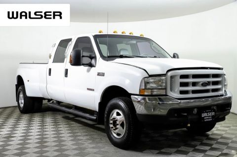 Pre-Owned 2003 Ford Super Duty F-350 DRW 4WD V8