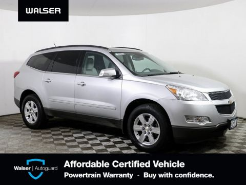 Pre-Owned 2012 Chevrolet Traverse