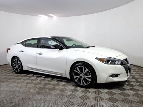 Certified Pre-Owned 2017 Nissan Maxima Platinum 3.5L