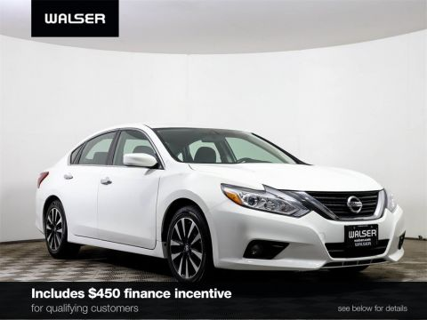 Certified Pre-Owned 2018 Nissan Altima SV