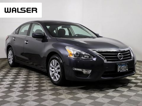 Pre-Owned 2013 Nissan Altima 2.5 S CVT