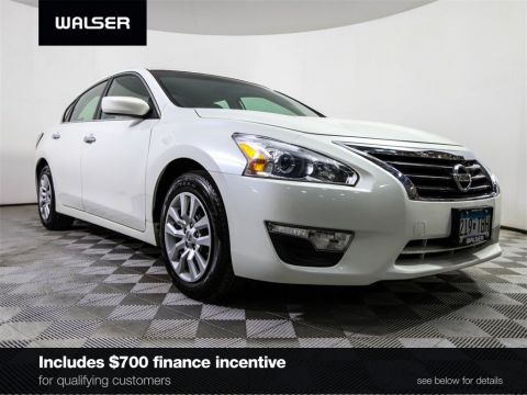 Certified Pre-Owned 2015 Nissan Altima