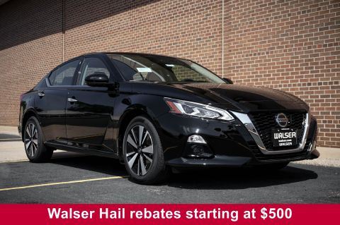 New 2020 Nissan Altima 2.5 SL AWD