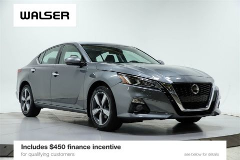Certified Pre-Owned 2019 Nissan Altima SL AWD