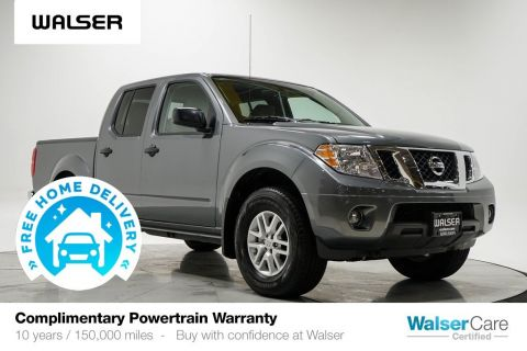 Pre-Owned 2019 Nissan Frontier SV CC VALUE PKG