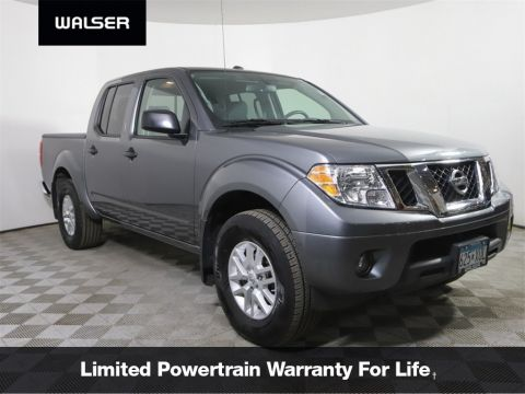 Certified Pre-Owned 2017 Nissan Frontier SV CC 4WD VALUE PK
