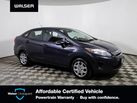 Pre-Owned 2013 Ford Fiesta