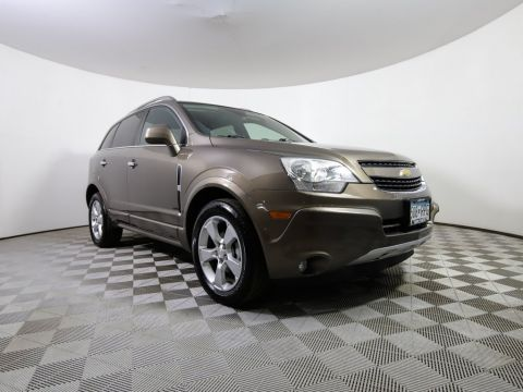Pre-Owned 2014 Chevrolet Captiva Sport Fleet LTZ Fleet