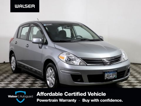 Pre-Owned 2010 Nissan Versa