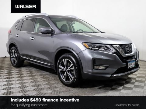Certified Pre-Owned 2017 Nissan Rogue SL AWD