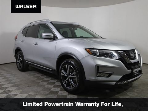 Certified Pre-Owned 2018 Nissan Rogue SL AWD NAV