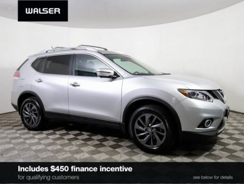 Certified Pre-Owned 2016 Nissan Rogue SL PREMIUM