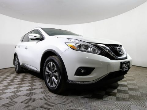 Certified Pre-Owned 2016 Nissan Murano SL w/ Technology Package