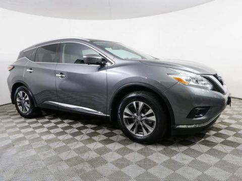 Certified Pre-Owned 2016 Nissan Murano