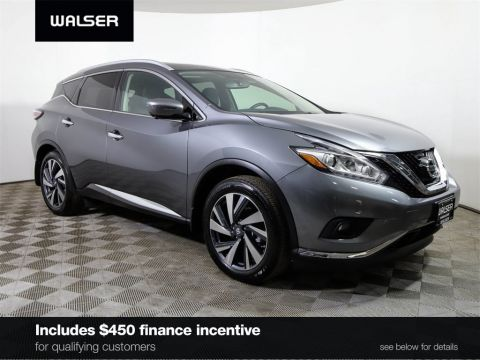 Certified Pre-Owned 2017 Nissan Murano Platinum w/ Technology Package