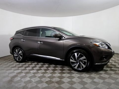 Certified Pre-Owned 2016 Nissan Murano Platinum w/ Technology Package