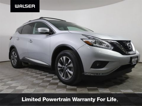 Certified Pre-Owned 2015 Nissan Murano SV