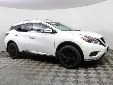 Certified Pre-Owned 2018 Nissan Murano SL AWD NAV