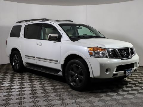 Pre-Owned 2014 Nissan Armada PLATINUM RESERVE