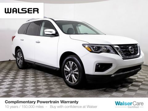 Pre-Owned 2019 Nissan Pathfinder SV 4WD